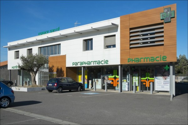 Pharmacie Ayrolles à Villemoustaussou