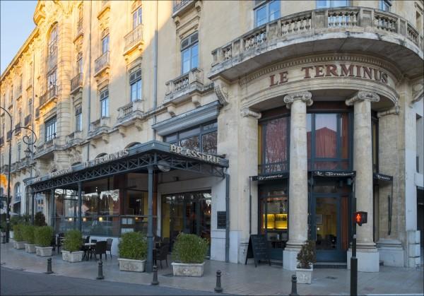 Hôtel Terminus Carcassonne