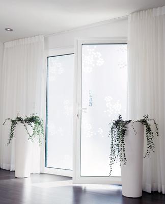 Porte-fenêtre ouvrante