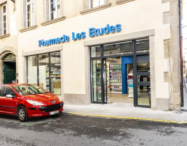Pharmacie les Etudes à Carcassonne